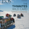 Thwaites in Eos Magazine